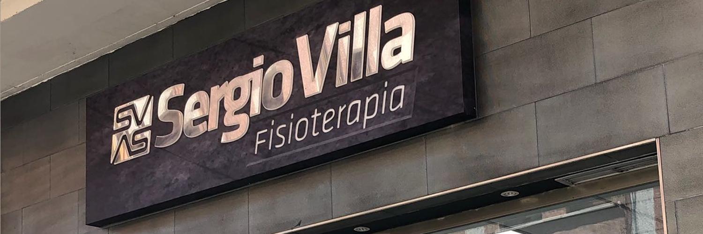 Sergio Villa fisioterapeuta Mieres